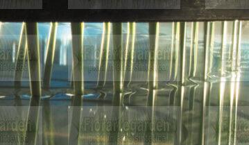 Filato erba sintetica in fusione