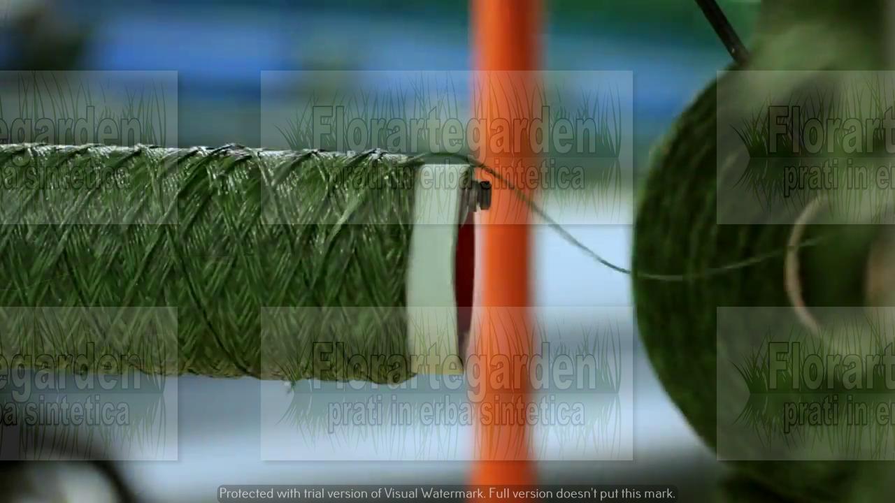 produzione prato erba sintetica